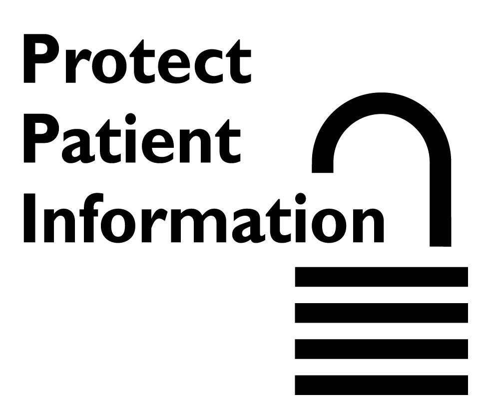 HIPAA Medical Records Clip Art